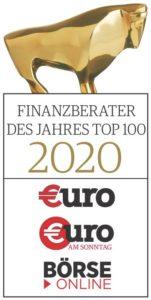 Finanzberater des Jahres 2020